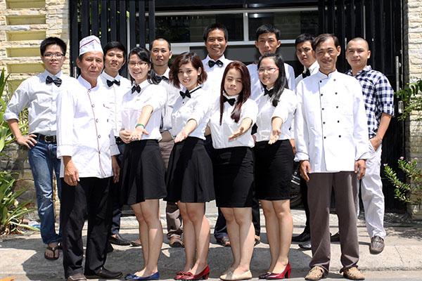 Dịch vụ nấu ăn Saigon Cook