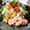 Xúc xích Đức - Cơm Cháy Bách Hoa - Gỏi Bưởi Tôm Thịt