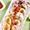 Bò chiên tỏi - Mực ống dồn Hột Vịt muối - Gỏi Ngó Sen Tôm Thịt
