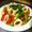 Bò Cuộn Xả - Chả Giò - Mực ống chiên tiêu