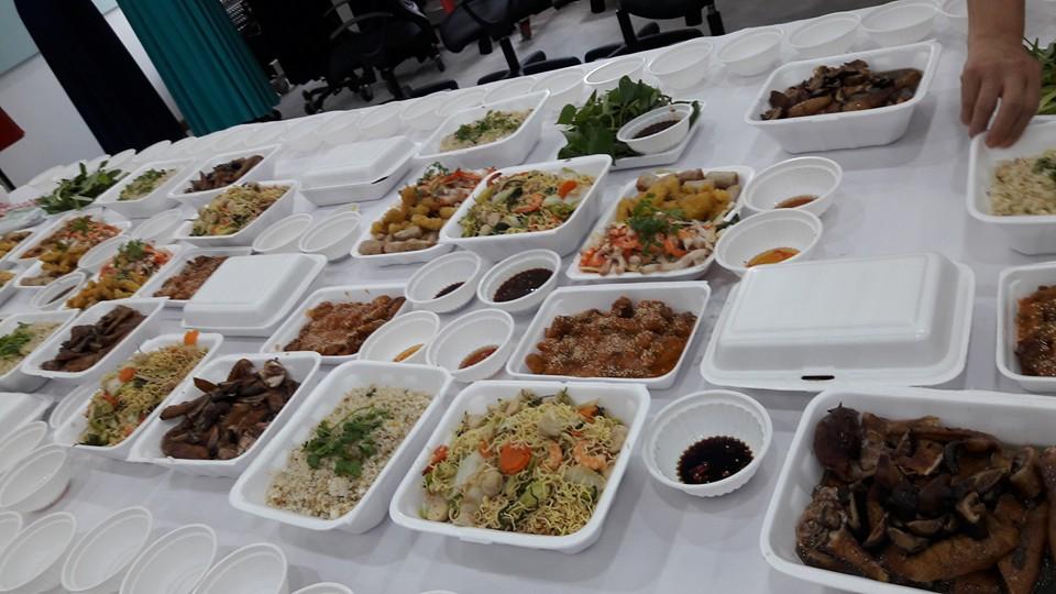 Đãi tiệc sinh nhật công ty may mặc tại Quận Bình Tân
