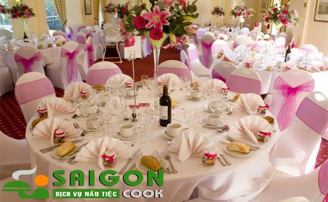 Menu đãi tiệc tại nhà trọn gói Saigon Cook